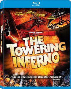 Blu-ray La tour infernale / Port inclus