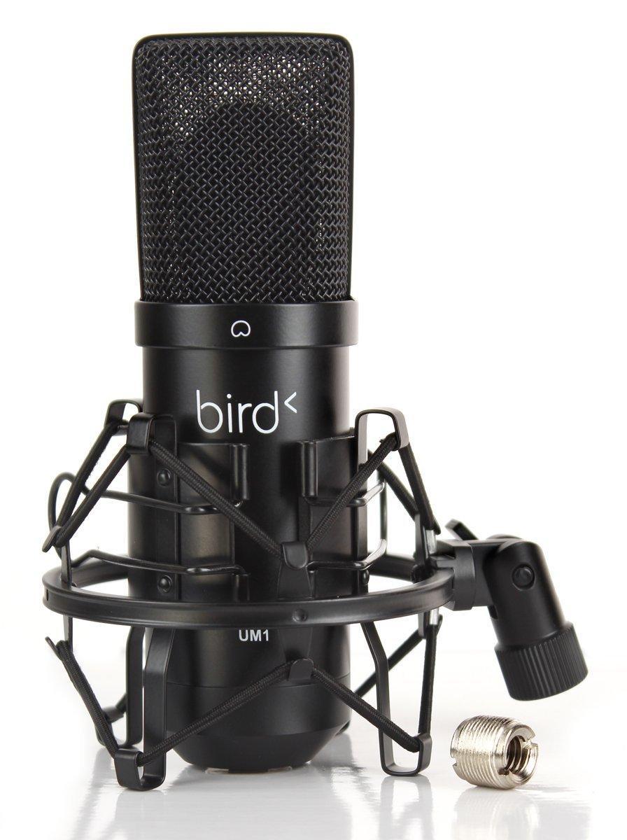 Microphone USB Bird UM1 - Noir