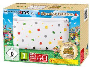 Console Nintendo 3DS XL + Animal Crossing New Leaf Edition spéciale