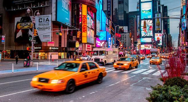 Vols A/R Paris Orly >  New York avec Iberia du 8 Mai au 13 Mai 2017