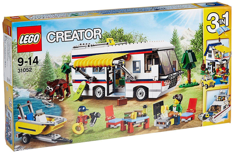 [Premium] Jeu de Construction Lego Creator 31052 - Le Camping-Car