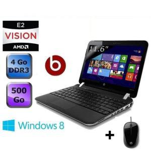 Netbook HP DM1 4332 (+ souris optique) - 4GO RAM / 500GO DD (avec ODR 50€)