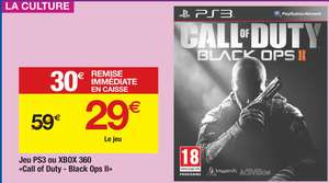 Call of Duty Black Ops 2 PS3 ou XBOX 360