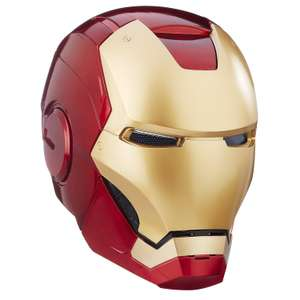 [CDAV] Réplique Casque électronique Hasbro Legend Gear - Iron Man