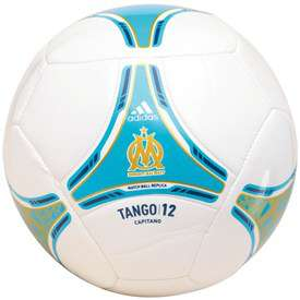 Ballon de foot euro 2012 Olympique de Marseille (7.99€ de port)