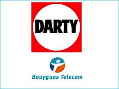 100€ de bons d'achats Darty + 3 mois gratuits pour un abonnement Bbox Sensation ADSL ou Fibre edition Darty