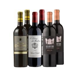 Livraison gratuite à domicile sur une sélection de vins et sans minimum d'achat