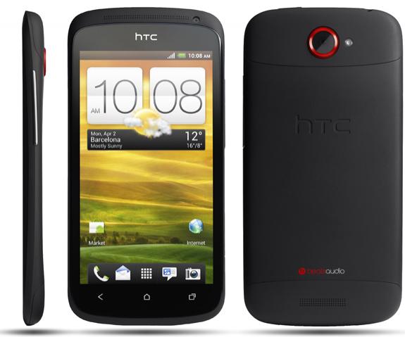 Smartphone HTC One S - 16Go