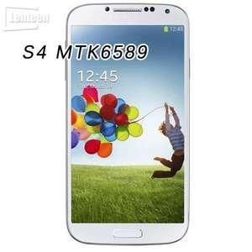 "Smartphone Android S4 Quad Core 1.2GHz, 1 Go RAM, 4.7"" (960x540), 4 Go"