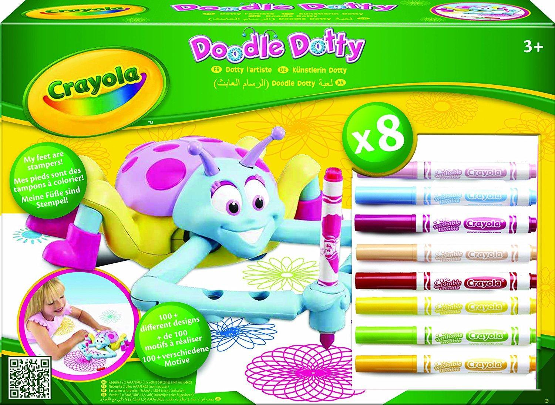 [Premium] Kit de Loisir Créatif Crayola 10663.4300 - Dotty l'Artiste