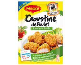 croustines de poulet Maggi 100% remboursées ( 3 applications ) / Gain 3,40€