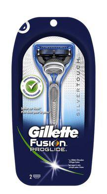 Rasoir manuel Gilette Fusion Proglide Silvertouch