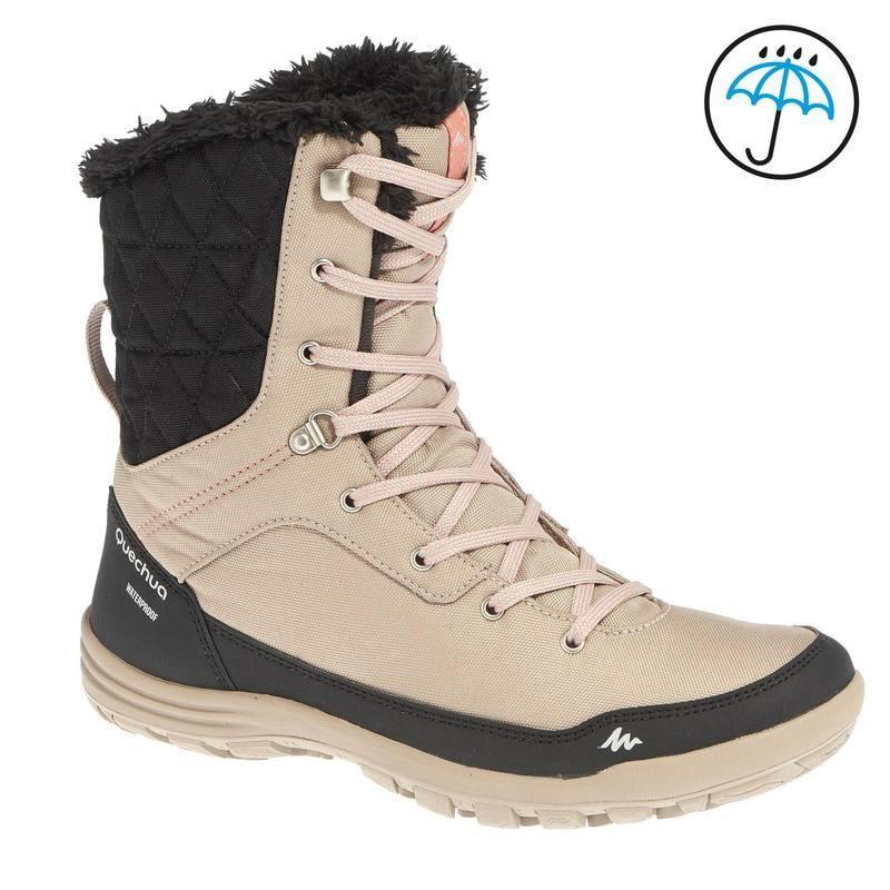 Chaussures de randonnée pour femmes Quechua Arpenaz 100 (Taille 36 à 41)