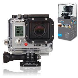 Caméra GoPro Hero 3 Silver Edition