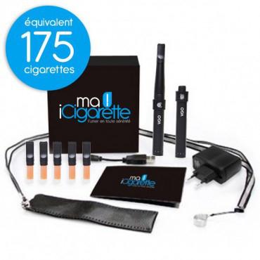 Coffret VGO : Ma I-Cigarette (cigarette électronique)