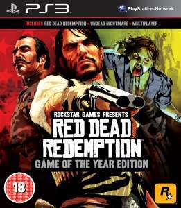 Red Dead Redemption GOTY XBOX360 / PS3
