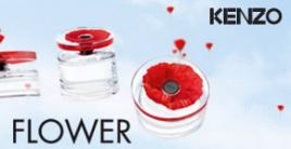 Coquelicot à parfumer Kenzo offert sans obligation d'achat + 20% de remise en magasin