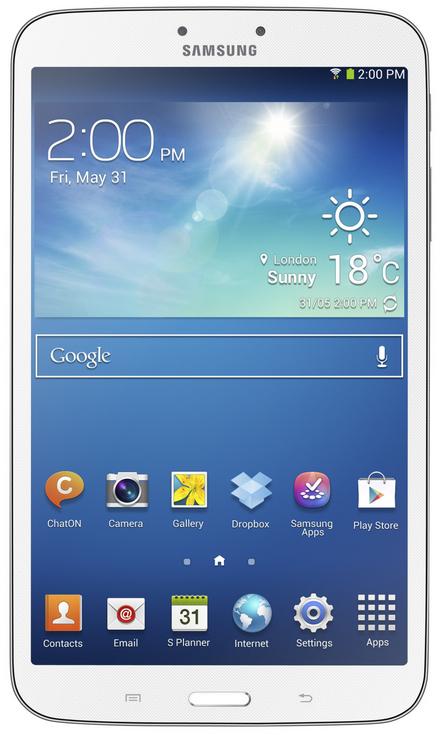 """Tablette 7"""" Samsung Galaxy Tab 3 à 129.90 (30€ ODR + 20€ Code Promo)"""