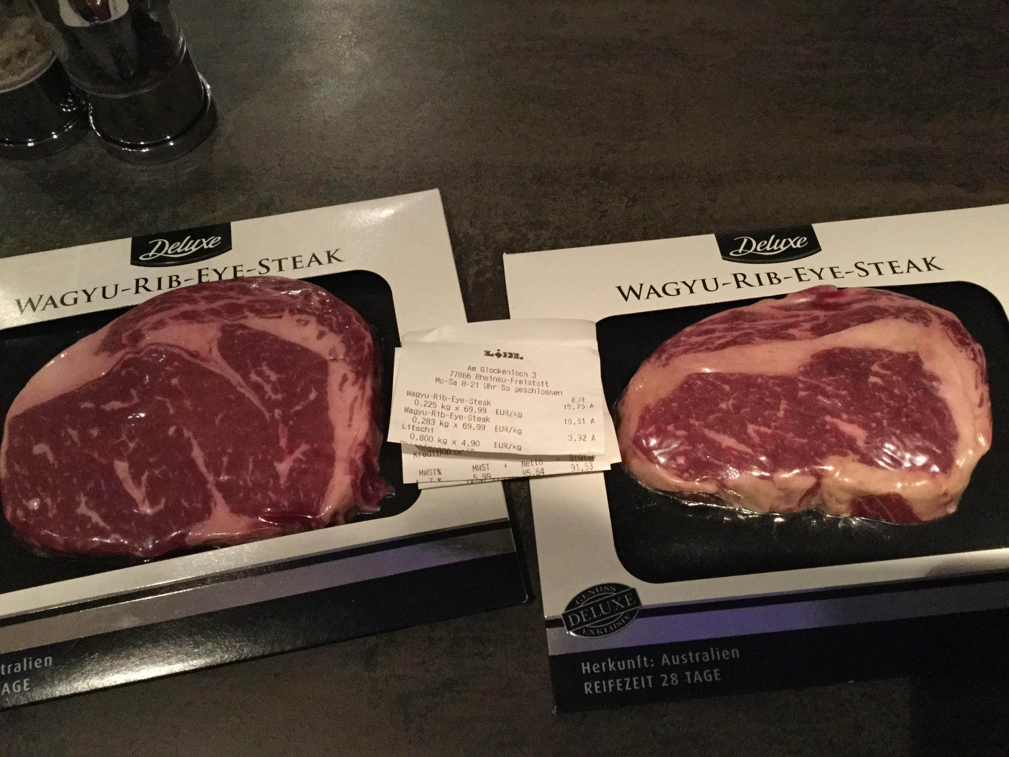 Bœuf Wagyu prix au kilo
