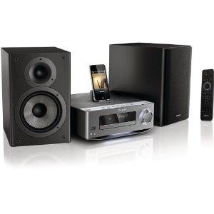 Chaîne Hi-Fi Philips Harmony DCB7005 avec Station d'accueil pour iPod/iPhone/iPad 2 x 50 W