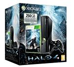 Xbox 360 250 Go + Halo 4 (ou CoD:BO2) + micro-casque