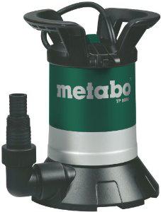 Pompe submersible Metabo TP6600S eau claire 250W / 230 V / 50 Hz