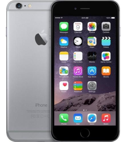 Smartphone Apple Iphone 6 - 16 Go (Reconditionné Présentant des traces de dégâts)