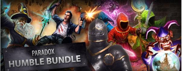 Humble Paradox Bundle : 6 jeux PC (EuropaUniversalis III Complete...)
