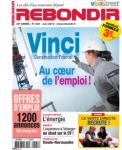 """Version numérique du magasine """"Rebondir"""" gratuite pendant 1 an"""