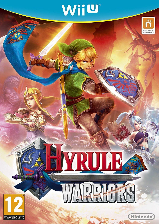 Hyrule Warriors sur Wii U
