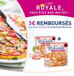2 pizzas Ristorante pour 2.56€ via Shopmium (offre valable plusieurs fois !)