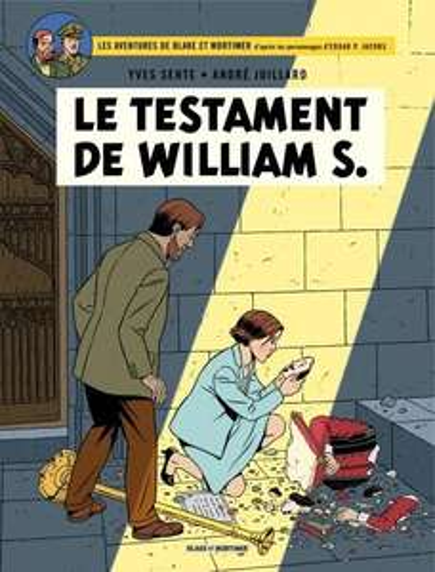 Blake & Mortimer - Tome 24, Le Testament de William S. (+ ex-libris)