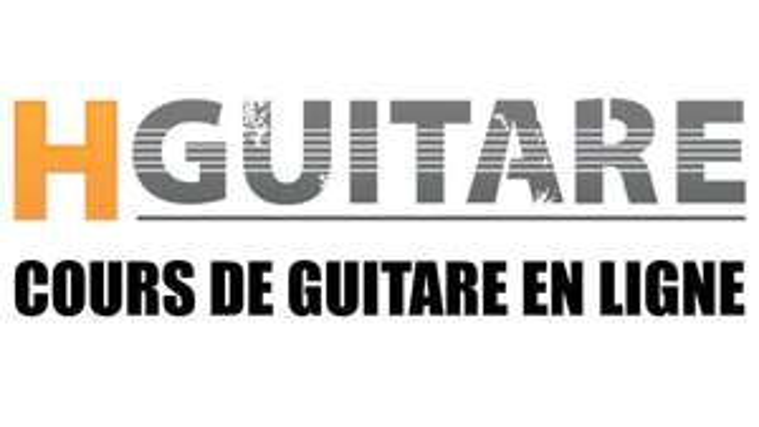 Abonnement de 1 an chez HGuitare : Cours de guitare en ligne (niveaux débutant à avancé)