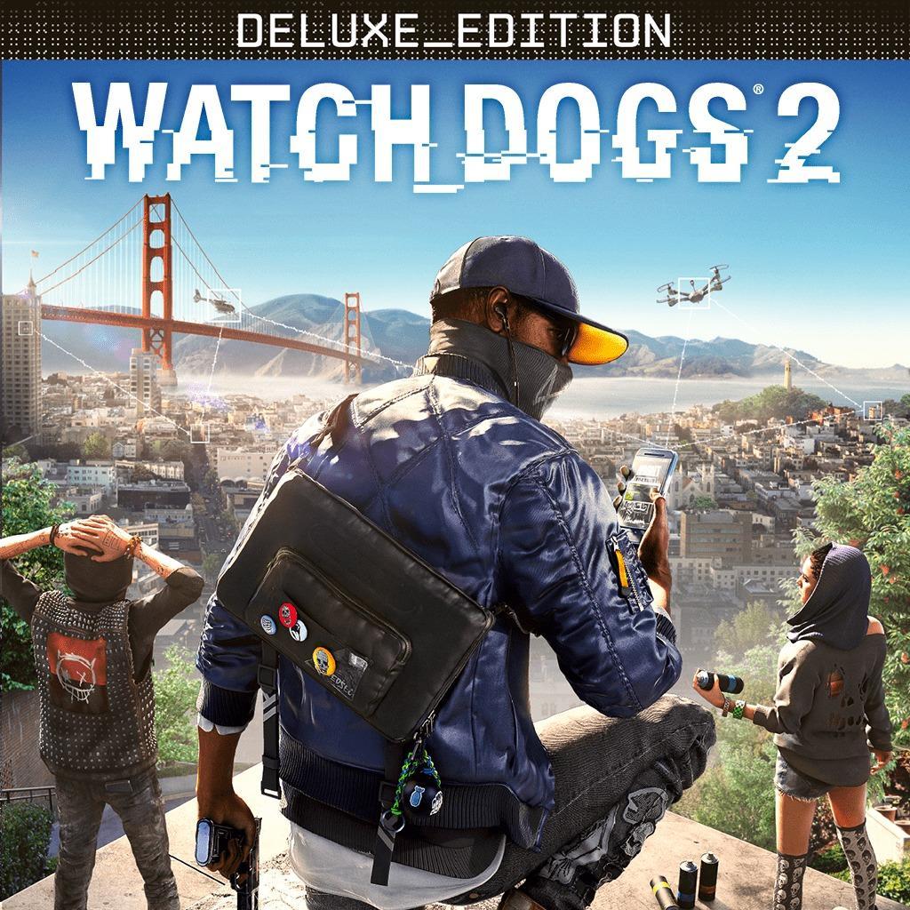Watch Dogs 2 - Edition Deluxe gratuit sur Xbox One (Dématérialisé)