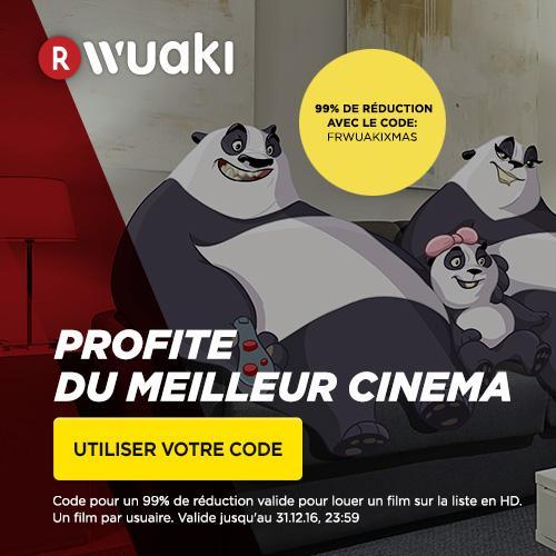 99% de réduction sur la location HD / SD du film de votre choix parmi une sélection - Ex : The Revenant à 0.05€