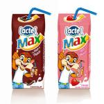 Lait Lactel Max fraise ou chocolat 100% remboursé (via Shopmium) + gain 0,50€