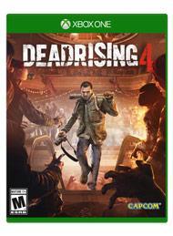 Dead Rising 4 sur Xbox One (Dématérialisé)
