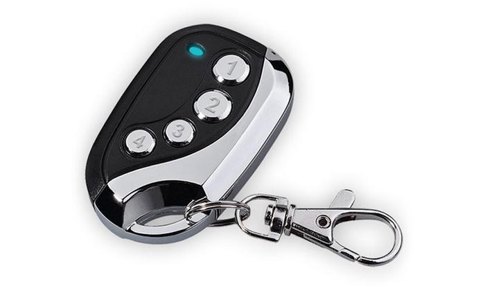 Télécommande Universelle Compatible Avec Les Portes De Garage Et Les - Telecommande universelle porte de garage