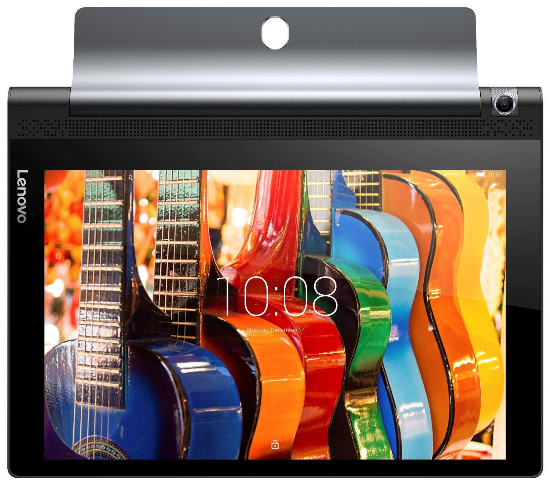 """Tablette 10"""" Lenovo Yoga Tab 3 Pro avec vidéoprojecteur intégré - QHD, Intel Z8550, RAM 4Go, 64Go, Android"""