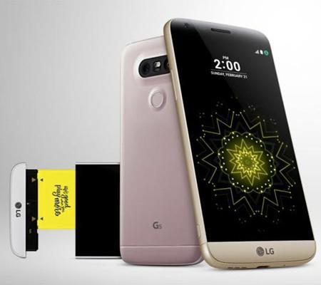 "Smartphone 5.3"" LG G5 SE H840 Gris Titan - IPS 1440 x 2560,  Octa-core Snapdragon 652, RAM 3Go, 32Go, Android 6.0.1"