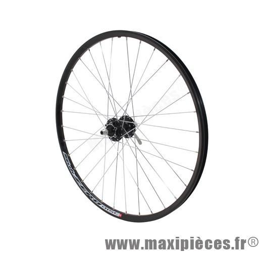 """Jusqu'à 50% de réduction sur une sélection de roues de vélo - Ex : Roue avant VTT Mach1 Subzero 26"""" Moyeu Shimano"""