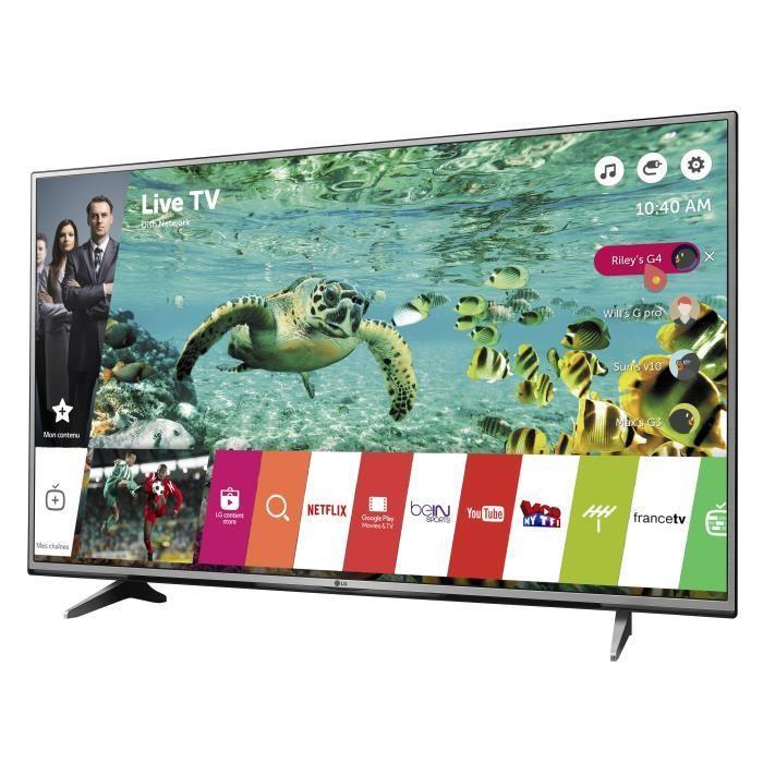 "[Cdiscount à volonté] TV 65"" LG  65UH615V - 4K UHD HDR"