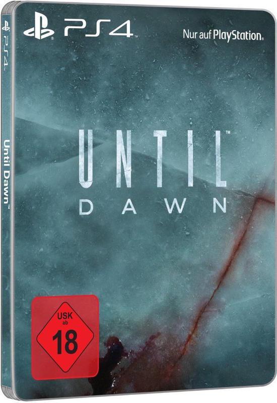 Until Dawn Special Edition sur PS4