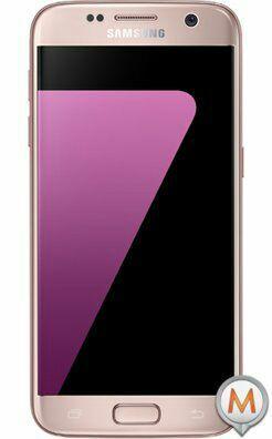 "Smartphone 5.1"" Samsung Galaxy S7 SM-G930F - 32Go, Rose Or"