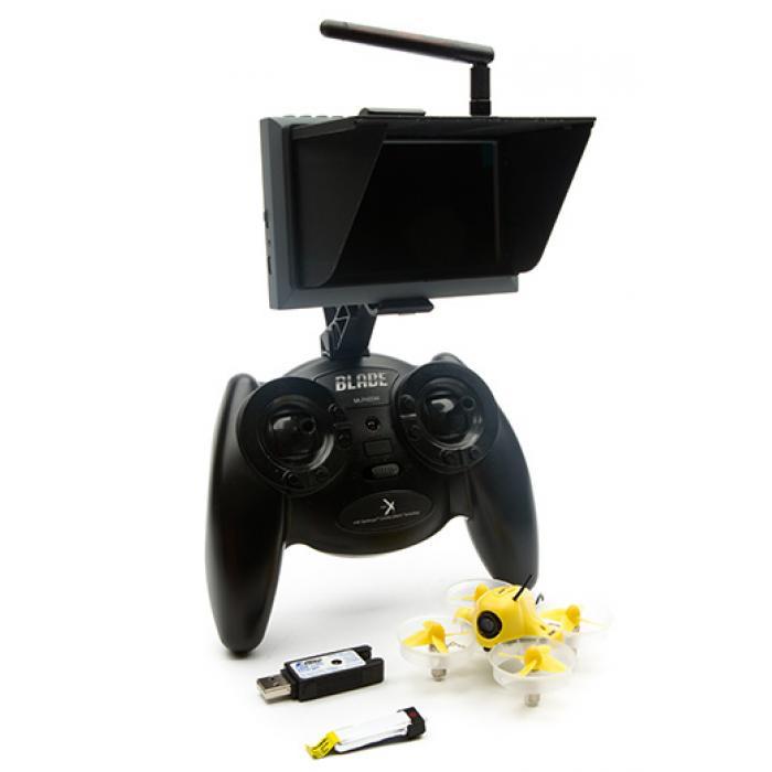 Mini-drone Blade Inductrix PFV RTF mode 1 version G + Batterie 210 mA