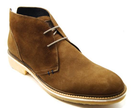 Promotion sur une sélection d'articles Men's Heritage - Ex: Chaussure Derbies Sinoa - cognac