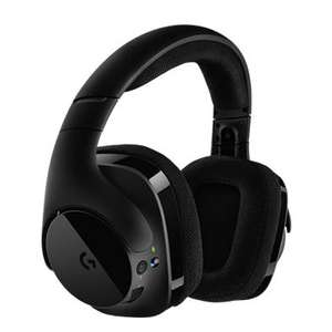 Casque gaming sans-fil Logitech G533 Prodigy Wireless - DTS 7.1 surround