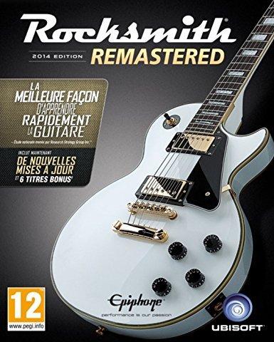 Rocksmith Remastered PC dématérialisé (sans câble)