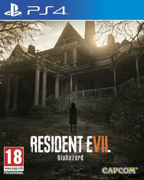 Resident Evil 7: Biohazard sur PS4 et Xbox One