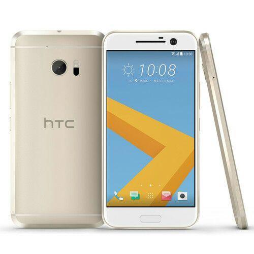 "Smartphone 5.2"" HTC 10 (4G+) Topaz Gold"